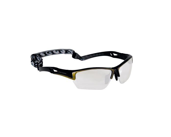 Fat Pipe Schutzbrillen Protective Set Junior gold