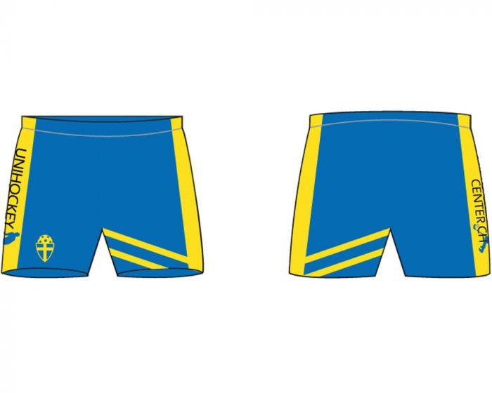 Unihockey Short Sweden
