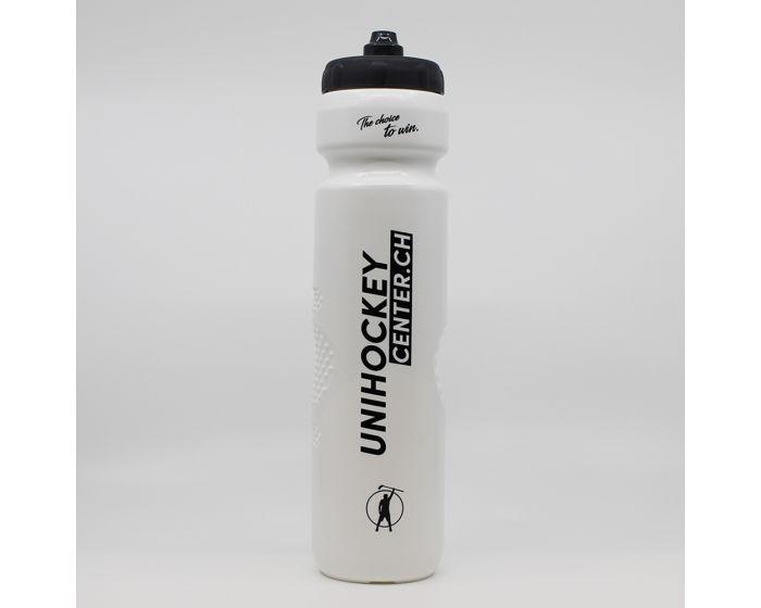 UHC Trinkflasche 1L weiss auto cap