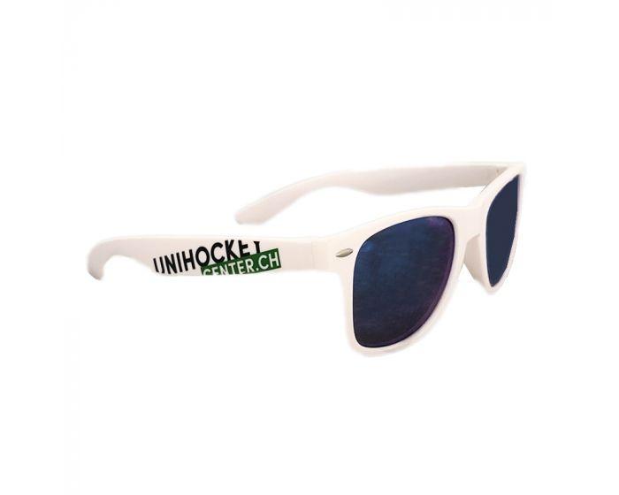 Unihockey Sonnenbrille verspiegelte Gläser