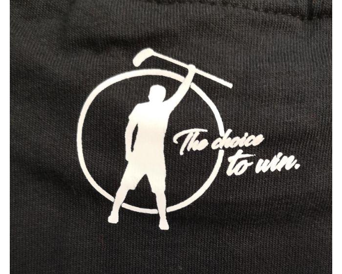Unihockeycenter.ch T-Shirt schwarz