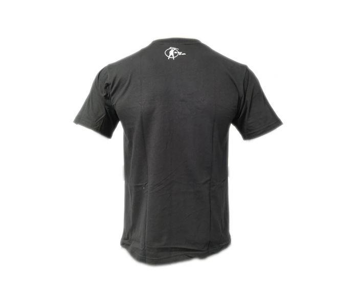 Unihockeycenter.ch T-Shirt schwarz-schwarz