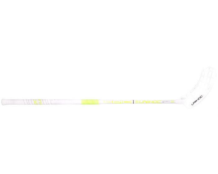 Unihoc EPIC Top Light II 26 weiss/gelb