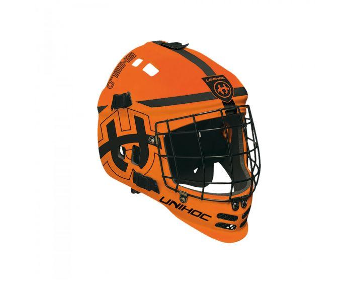Unihoc Goliemaske Shield orange