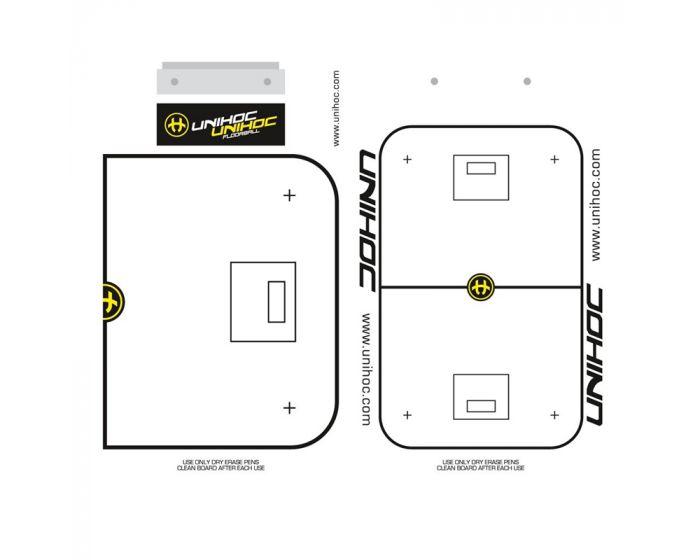 Taktiktafel Unihoc 24x40cm inkl. Schreibzeug