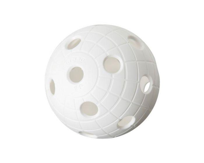 Unihoc Ball Cr8er (offizieller IFF- Unihockeyball) 200er box weiss - unihockeycenter.ch