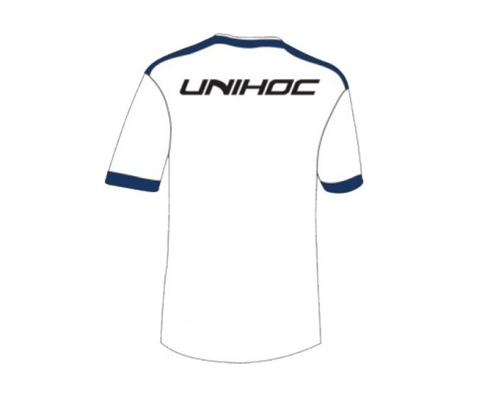 Unihoc Fan Shirt Finnland Unihockey WM 14 hinten