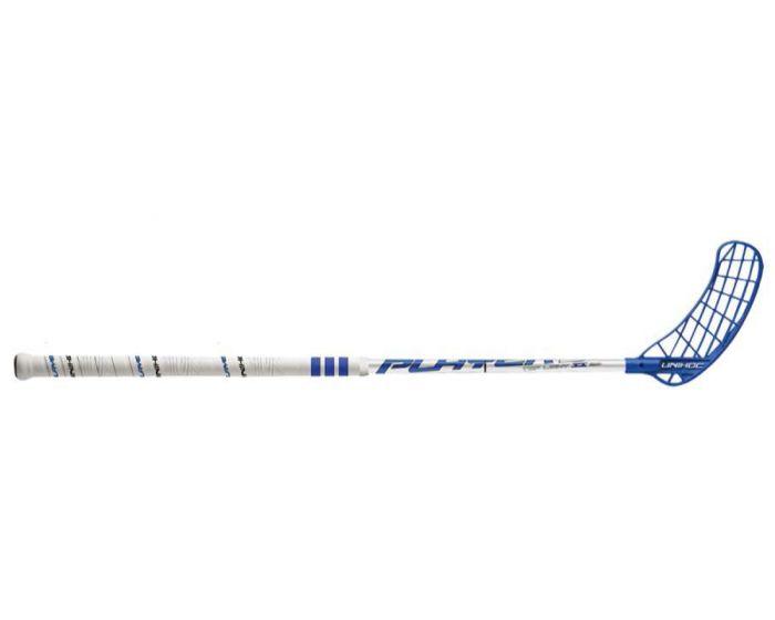 Unihoc Player III Top Light 29 weiss/blau - unihockeycenter.ch