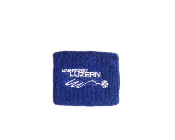 Unihockey Luzern Schweissband kurz 7cm