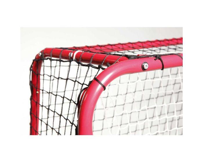 Unihockey tor Originalgrösse steckbar Detail 1