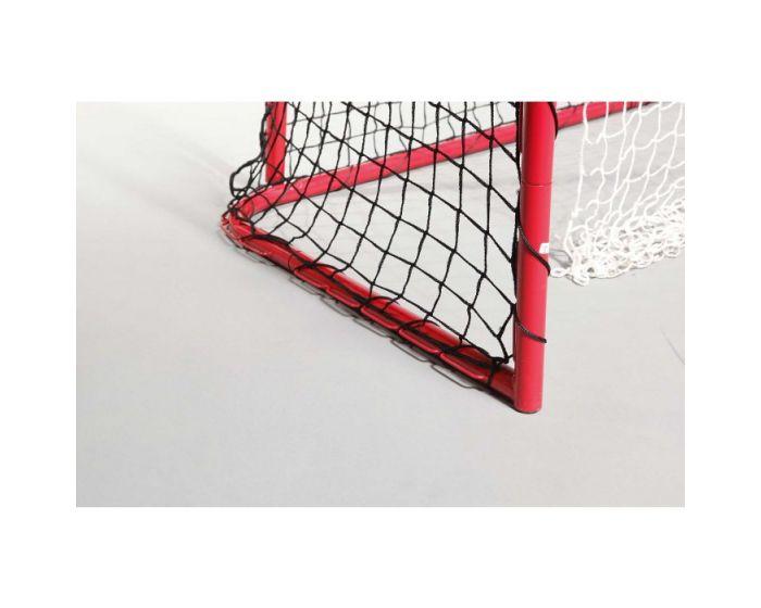 Unihockey tor Originalgrösse steckbar Detail 2