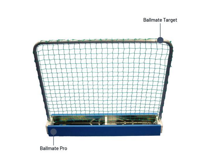 Ballmate PRO und Target