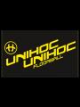 Unihoc Handtuch schwarz 60x35cm 15/16