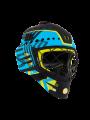 Maske Travis Blue