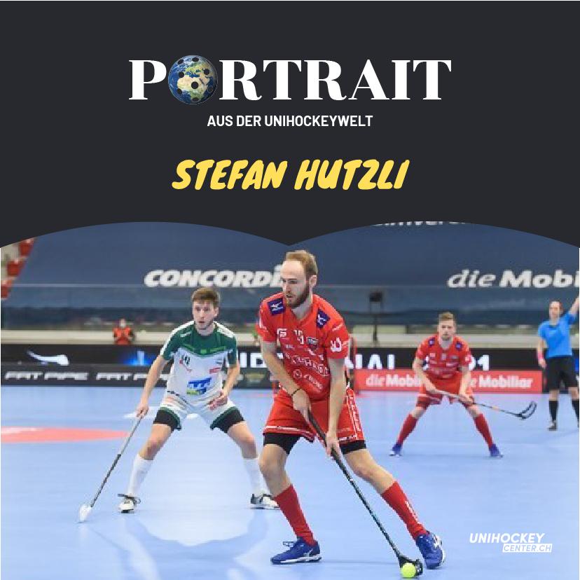Portrait aus der Unihockeywelt mit Stefan Hutzli