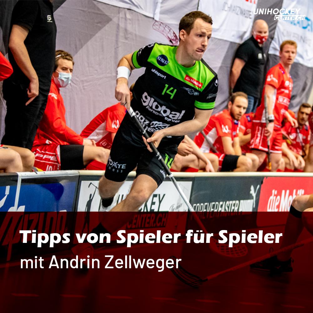 Tipps von Spieler für Spieler mit Andrin Zellweger