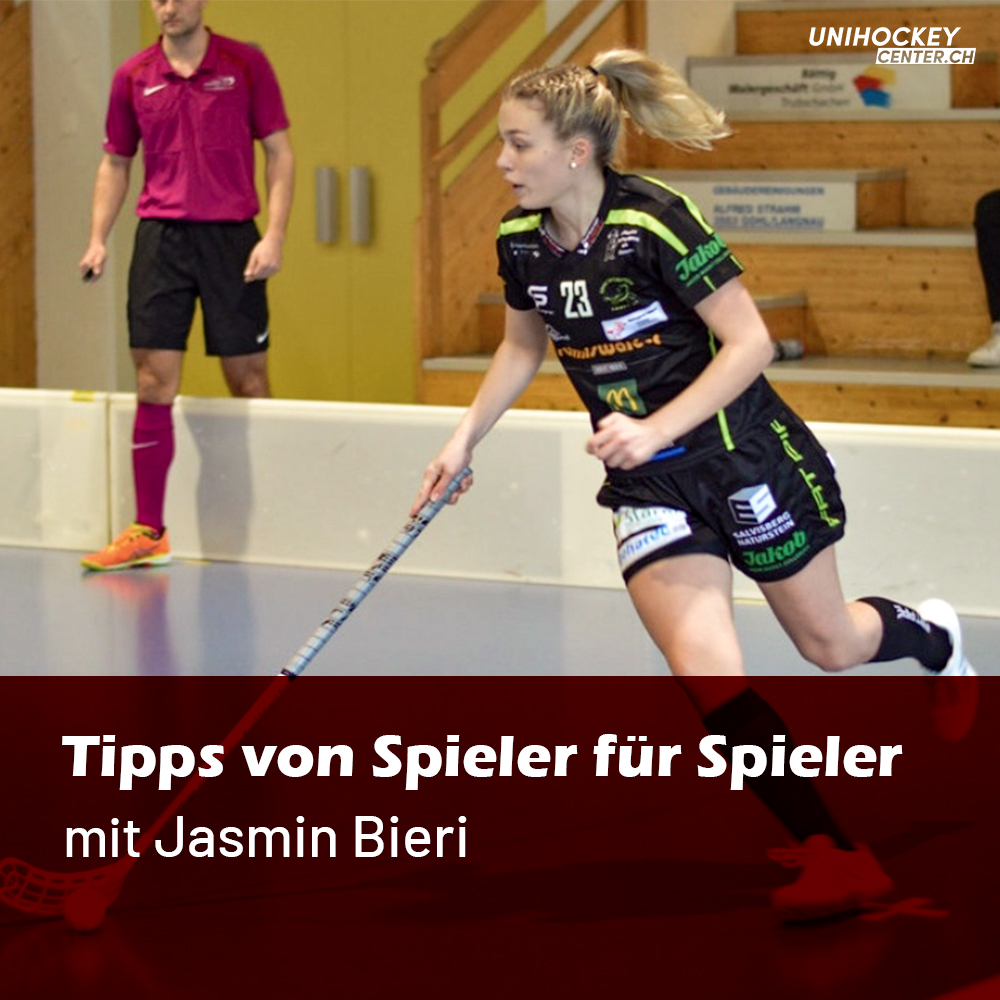 Tipps von Spieler für Spieler mit Jasmin Bieri