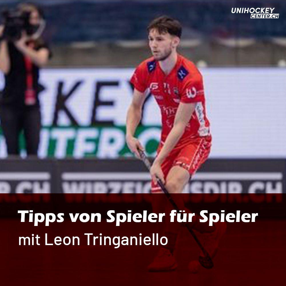 Tipps von Spieler für Spieler mit Leon Tringaniello