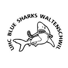 Unihockey Blue Sharks Waltenschwil Logo