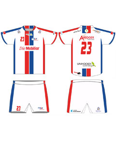 Unihockey Dress Home