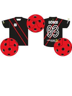 Unihockey Shirt Boesch
