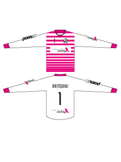 Goalie Jersey Ad Astra