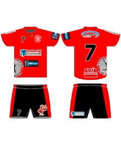 Handball Hochdorf Dress