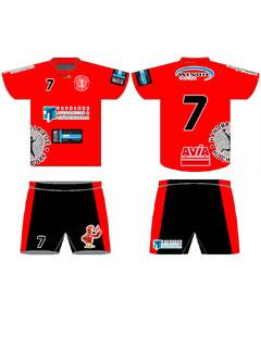 Handball Hochdorf Dress