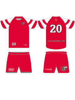 Root Devils Unihockey Dress
