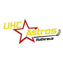 Unihockey Astros Rotkreuz Logo