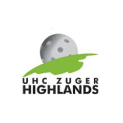 Unihockey Club Zugerhighlands Logo