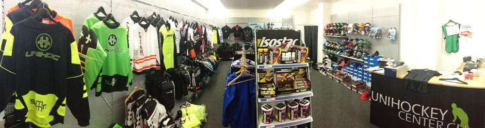 Floorball Goalie Shop